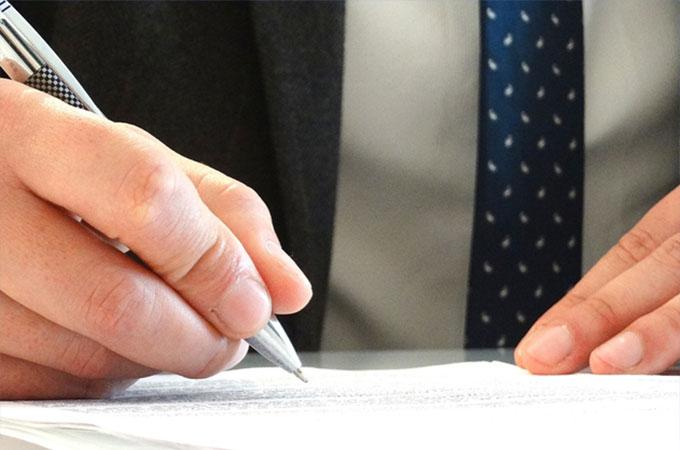 相続登記に関する委任状について