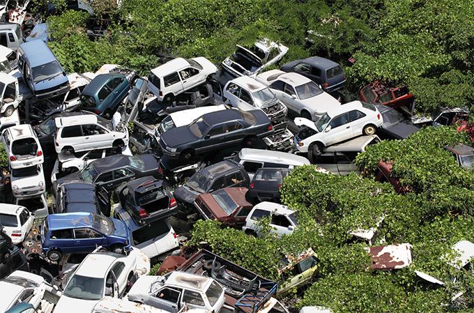 財産的価値のない車は処分をしても大丈夫?